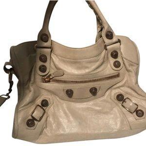 Balenciaga Giant City Bag with large hardware
